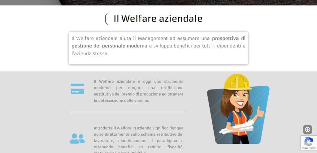 Welfare Aziendale - Welfor S r l s g