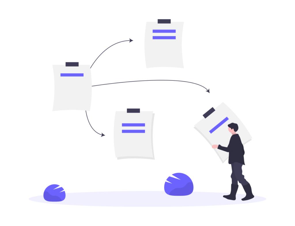 Timeline lavoro per realizzare sito