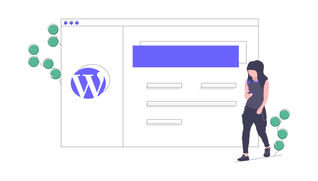 Siti web wordpress